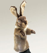 Folkmanis Rabbit Stage Puppet