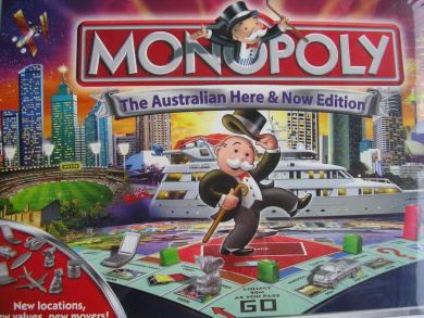 Monopoly - The Here & Now New Zealand Edition