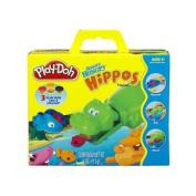 Play-Doh Hungry Hippos Art Dough Play Set