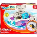 Playskool Wheel Pals Animal Tracks Playset - Polar Party