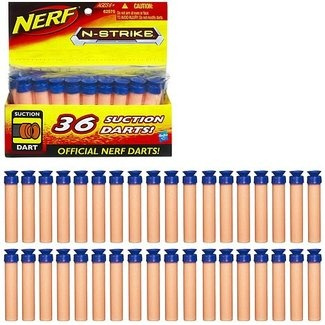 Nerf N-Strike 36 Mega Suction Darts