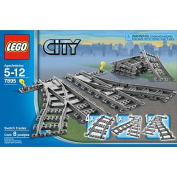LEGO - City 7895 Trains Switch Tracks