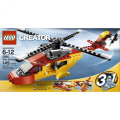 LEGO Creator 3-in-1 Helicopter Building Set