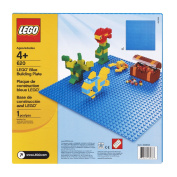 LEGO Basic 620 Blue Building Plate