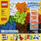 LEGO - Basic 6177 Builders Of Tomorrow Set