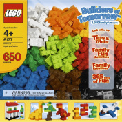 LEGO - Basic 6177 Builders Of Tomorrow Set