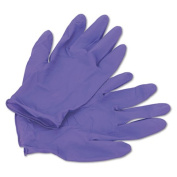 Kimberly-Clark KIM55083 Powder-Free Exam Gloves- Non-Latex- Large- Purple