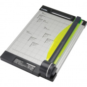 "Green Machine Professional Rotary Trimmer, 15 Sheets, Metal Base, 10"" x 12"""