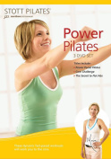 STOTT PILATES Power Paced Pilates DVD Three-Pack