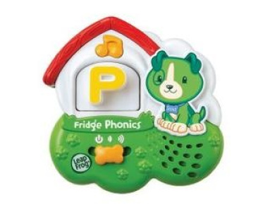 Fridge Phonics Magnetic Alphabet