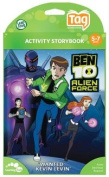 Tag Activity Story Book - Ben 10 Alien Force