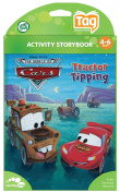 LeapFrog Tag Disney Pixar Cars Book