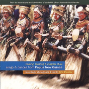 Songs & Dances From Papua New Guinea