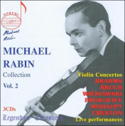 Michael Rabin Collection, Vol. 2