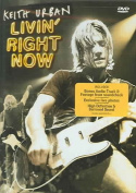 Keith Urban - Livin' Right Now [Region 1]