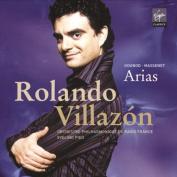Villazon French Opera Arias