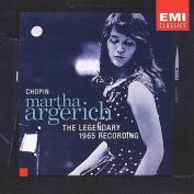 Martha Argerich Plays Chopin