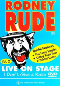 Rodney Rude Live I Dont Give A Rats Arse [Region 4]