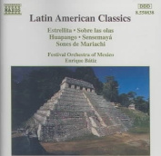 Latin American Classics Vol 1 / Enrique Btiz