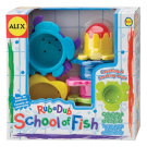 Alex Bath School Of Fish