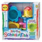 Alex Bath School Of Fish