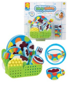 Alex Toys Dirt Dishes Bath Time Game