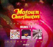 Motown Chartbusters Volume 1-3