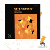 Getz/Gilberto [Super Audio CD]