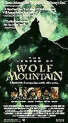 The Legend of Wolf Mountain [Region 1]