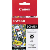 BCI6BK (BCI-6) Ink, 370 Page-Yield, Black