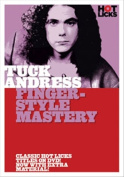 Tuck Andress - Fingerstyle Mastery [Region 1]