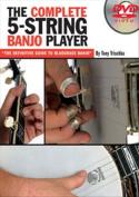 Complete 5-String Banjo Player [Region 1]