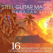 Steel Guitar Magic Hawaiian Style