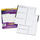 Dated Two-Page-per-Week Organizer Refill, January-December, 8-1/2 x 11