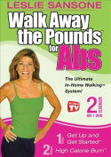 Walk Away the Pounds for Abs with Leslie Sansone 2 in Set