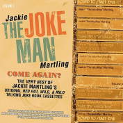 Very Best of Jackie Martling's Talking Joke Book Cassettes, Vol. 1 [Parental Advisory]