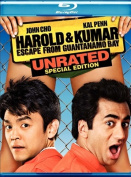 Harold & Kumar Escape from Guantanamo Bay [Region 1] [Blu-ray]