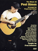 Fred Sokolow The Music Of Paul Simon Gtr [Region 1]