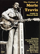 Marcel Dadi The Guitar Of Merle Travis G [Regions 1,4]