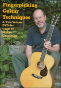 Fingerpicking Guitar Techniques [Regions 2,4]