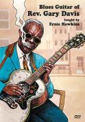 Blues Guitar of Rev. Gary Davis [Regions 1,2,3,4,5,6]
