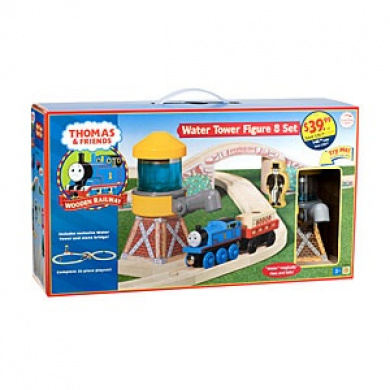 Thomas the train wooden figure 8 set location
