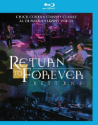 Return To Forever Returns - Live At Montreux 2008 [Region 1]