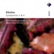 Symphony No. 1 Op39 / No. 4 Op63