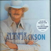 Alan Jackson The Very Best Of