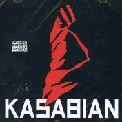 Kasabian (Euro CD)