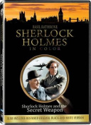 Sherlock Holmes and the Secret Weapon [Region 1]