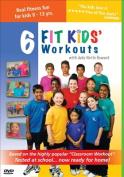 6 Kids Fitness Workouts - Fit Kids [Region 1]