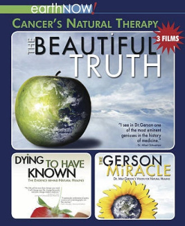 The Beautiful Truth/The Gerson Miracle/Dying to Have Known (Region 1)