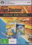 Flight Sim X Gold Edition